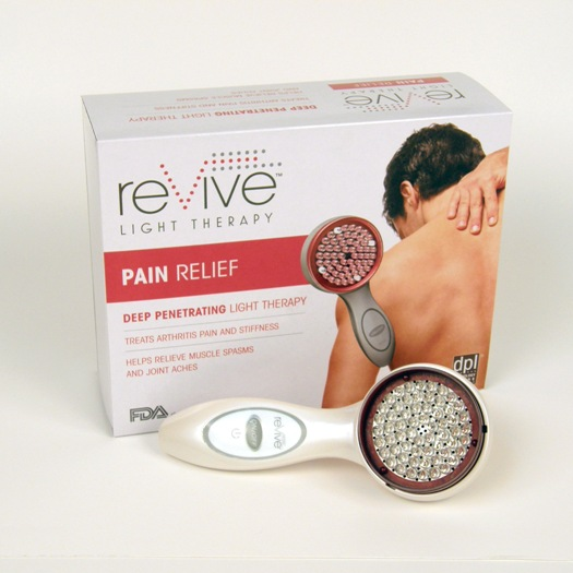 Revive Pain Relief Light Therapy System - (FDA Cleared)