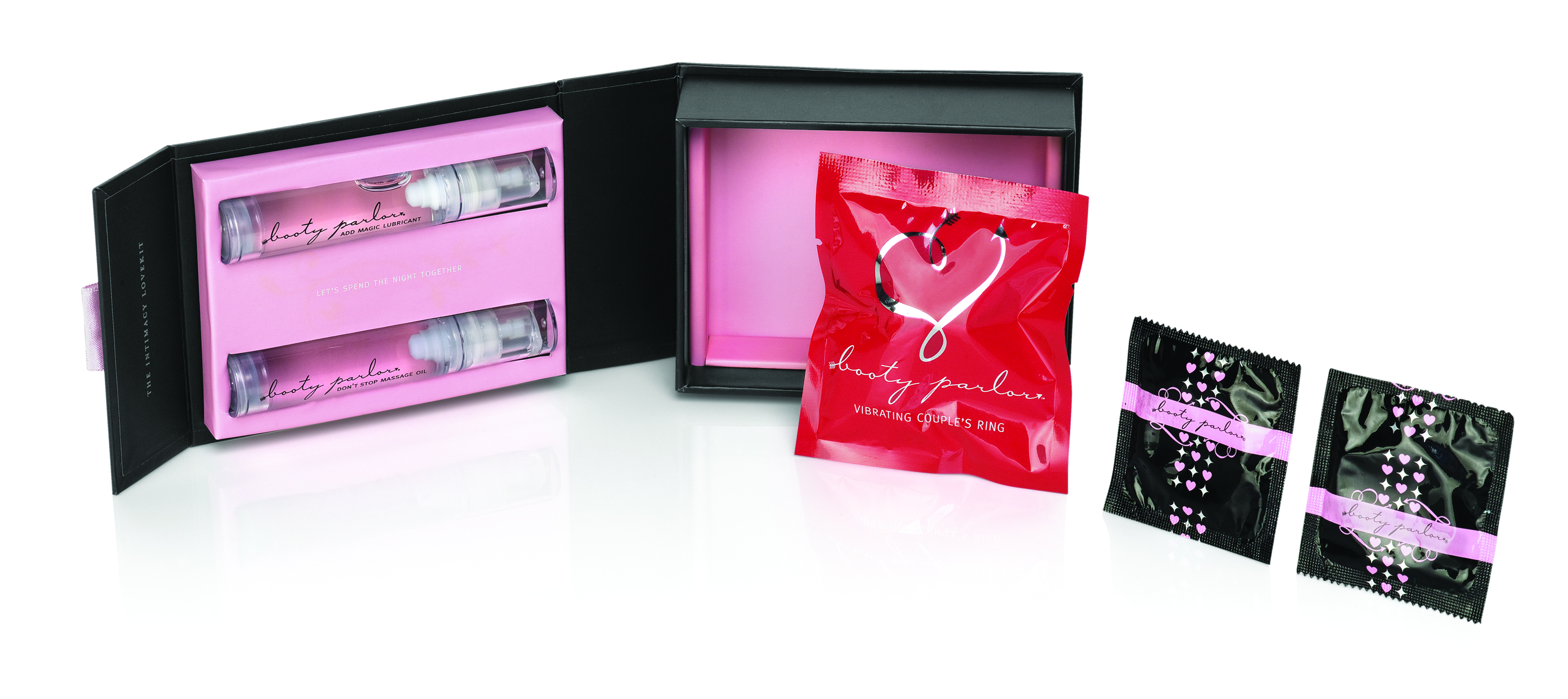 Booty Parlor The Intimacy LoveKit Sensual Gift Set