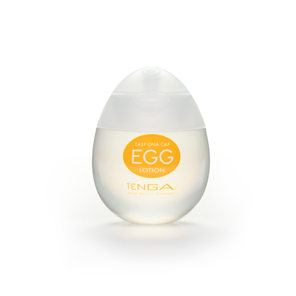 Tenga Egg Lotion for Male Masturbation
