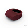 Lelo Bo Pleasure object - Cock Ring by Lelo in Bordeaux Red