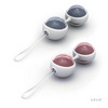 Lelo Luna Beads by Lelo in Pink White