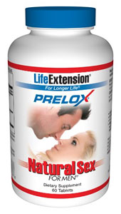 Prelox Natural Sex for Men