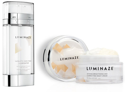Luminaze Ultimate Dark Spot Corrector Day & Night Kit (2 piece set)