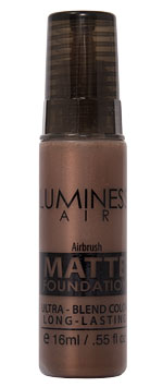 Luminess Air Matte Foundation-Coffee