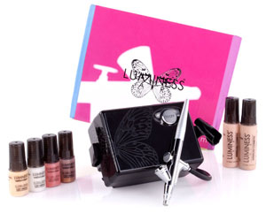 Luminess Everyday Single-Speed Airbrush Makeup System - Fair