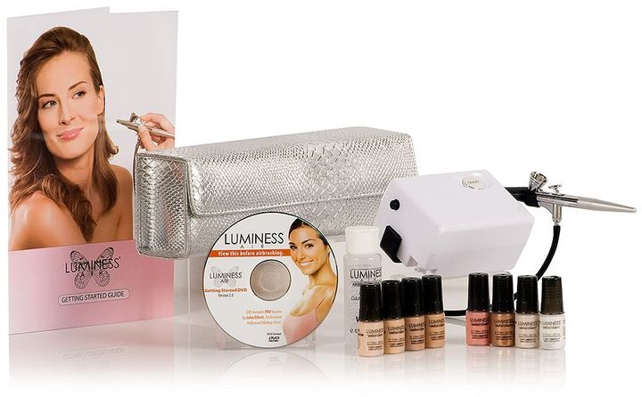 Luminess Premium Airbrush Makeup System (Medium Shade)