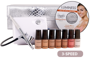 Luminess Pro Multi-Speed Airbrush Makeup System - Medium
