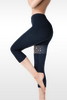 Lytess Anti-Cellulite Micromassage Capris (w/Fat Acids & Vitamins)