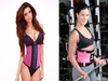 Ultimate Slimming Thermal Latex Waist Cincher Kit (cincher and workout belt)
