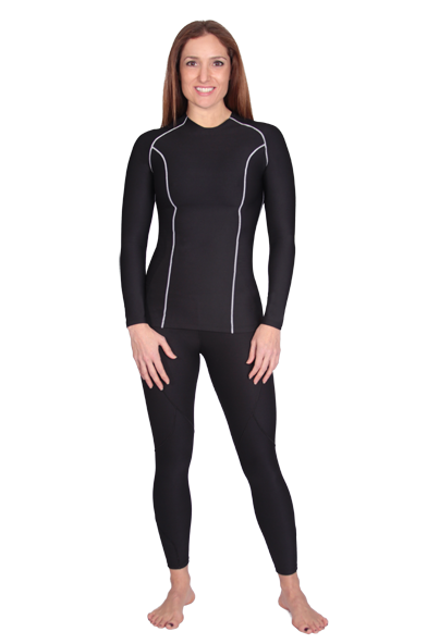 Marena Athletics8 Ladies' Long Sleeve Shirt - Stage 3 (A8-103)