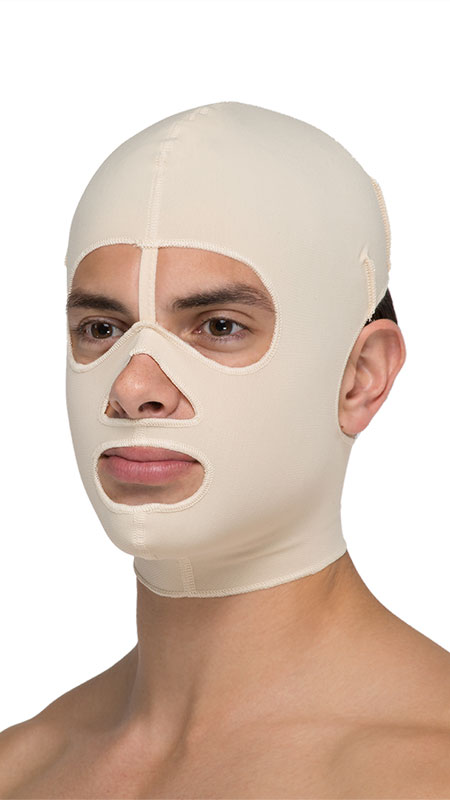 full face surgical mask