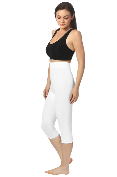 Marena Shape Womens' High-Waist Capris - Stage 3 (ME-521)