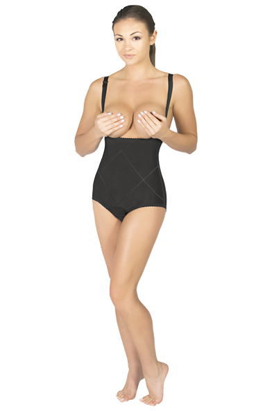 Marena Shape Women's Bikini Length Girdle - Stage 3 (PPGA)
