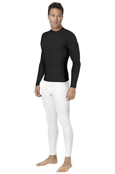 Marena Athletics8 Men's Compression Long-Sleeve Exercise Shirt - Stage 3 (A8-503)