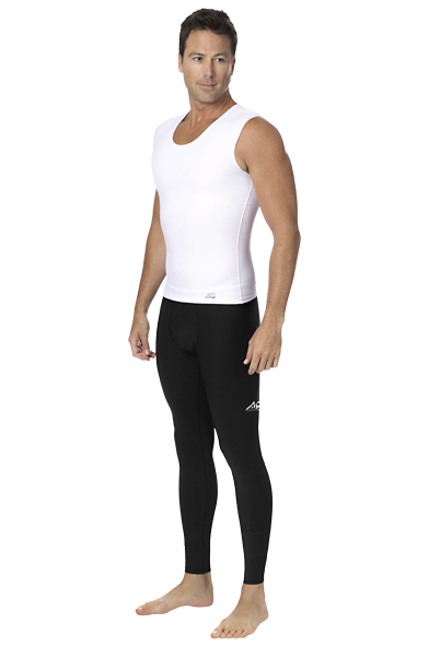 Marena Athletics8 Men's Compression Exercise Tank Top - Stage 3 (A8-500)