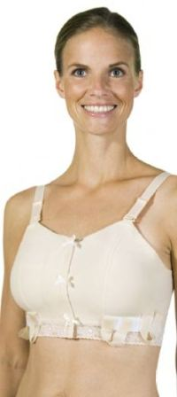 Marena Mastectomy Bra w/Loops & Adjustable Straps
