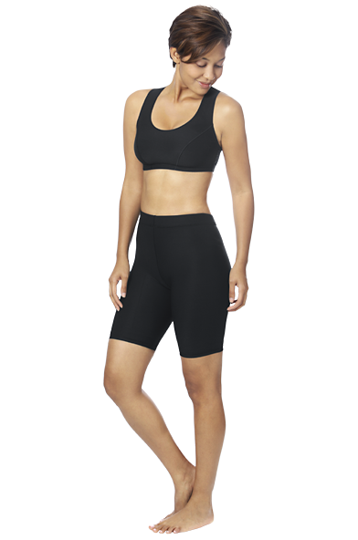 Marena Vera Vasi Ladies' Shorts - Stage 3 - Women's Shorts With Fabric Waist Band - ME-401