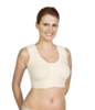 Marena Post-Surgery Molded Cup Reconstruction Bra w/Hook & Eye - REFURBISHED