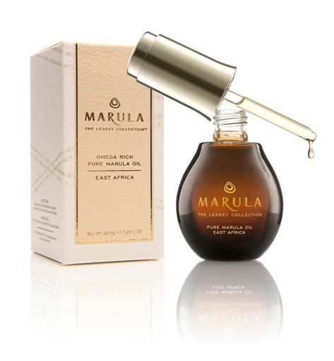 The Leakey Collection Marula Oil (Hydration, Stretch Marks, Scars)