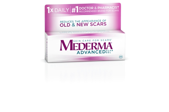 Mederma Scar Healing Gel - 50 gram (expires end of June 2015)