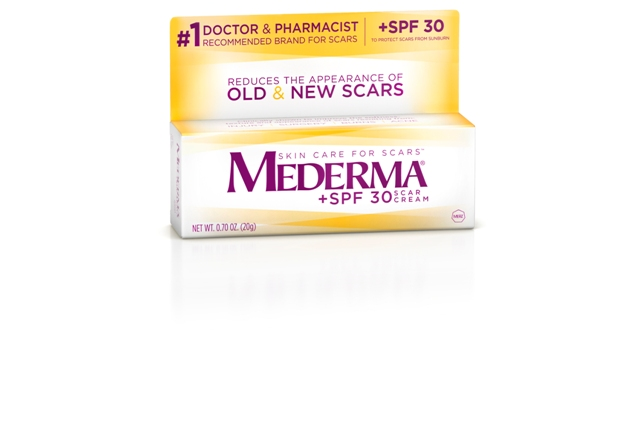 Mederma Scar Healing Cream plus SPF 30 - 20 gram