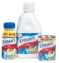 Ensure Plus Vanilla 8 oz can (case of 24)