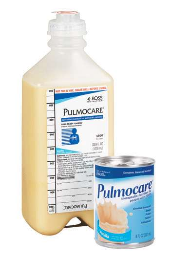 Pulmocare Vanilla 8 oz can (case of 24)
