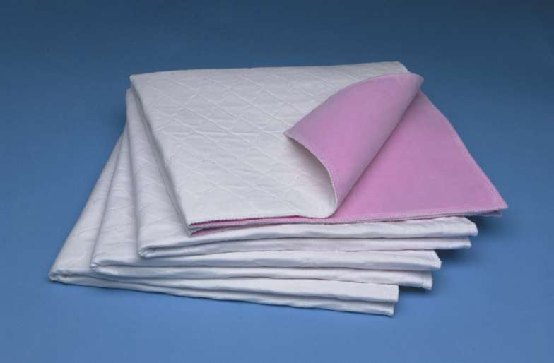 Sofnit 300 Underpads w/ Wings (34x36in) (Case of 24 - priced by dz)