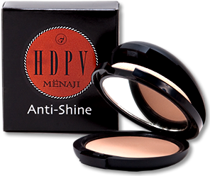 Menaji High Definition Powder Vision  - Anti-Shine-Dark