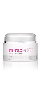 Miracle10 Extraordinary Skincare Rich Moisture