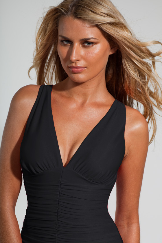 Miraclesuit Slimming Sonatina Shaping Swimsuit