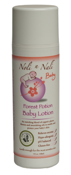 Noli n Nali Baby Forest Potion Lotion