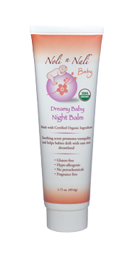 Noli n Nali Dreamy Baby Night Balm