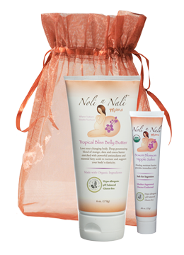 Noli n Nali Mother-to-Be Gift set