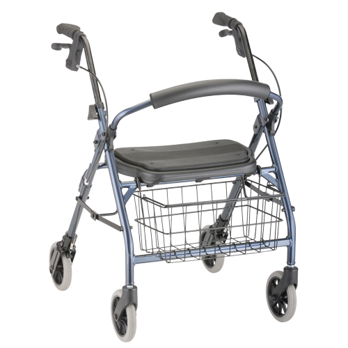 Nova Medical Cruiser Deluxe Junior Rolling Walker