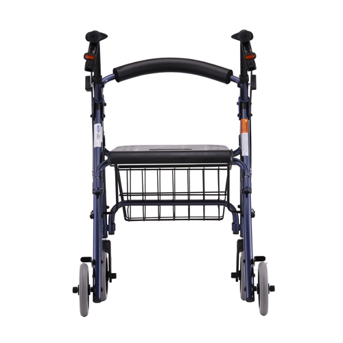 Nova Medical GetGO Petite Rolling Walker Blue