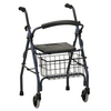 Nova Medical Cruiser II Rolling Walker Blue