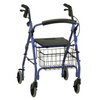 Nova Medical GetGO Rolling Walker Purple
