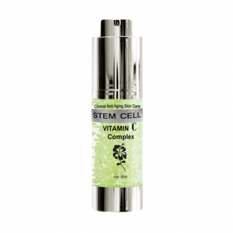 Vitamin C & E Stem Cell All Day Protection Serum (W/Hyaluronic Acid, Olive & Soybean Oil)