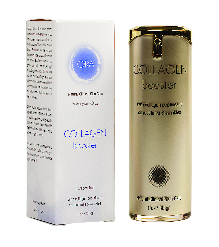 ORA Collagen & Peptide Booster Anti-Aging Cream ($100 Value)