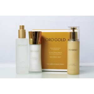 Orogold 24K Men Collection Set