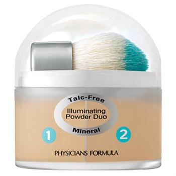 Physicians Formula Mineral Wear® Talc-Free Mineral Illuminating Powder Duo SPF 16