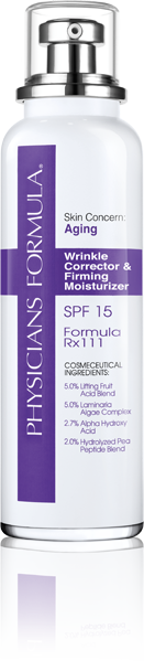 Physicians Formula Wrinkle Corrector & Firming Moisturizer SPF 15