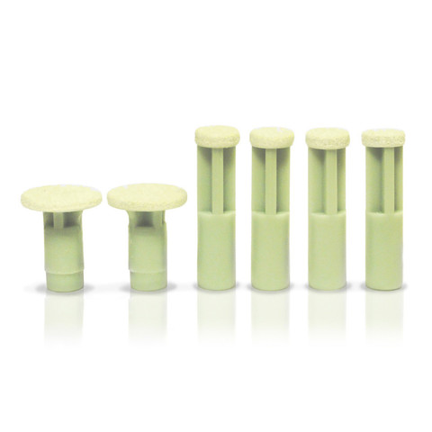 PMD Personal Microderm Green Replacement Tip (6 Tips Included)