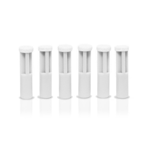 PMD Personal Microderm White Replacement Tip (6 Tips Included)