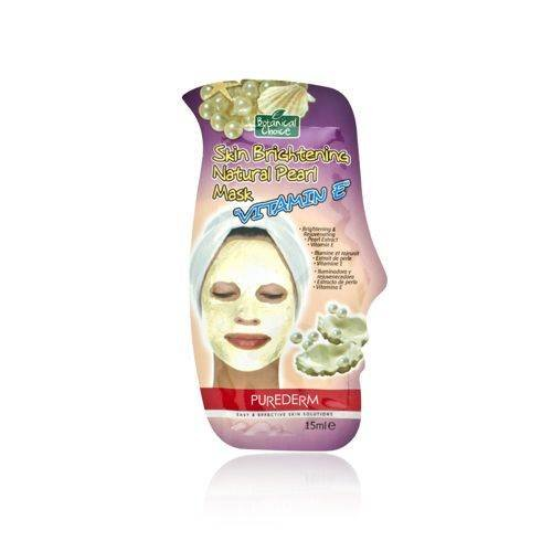 Purederm Skin Brightening Natural Pearl Mask - VItamin E