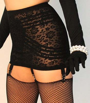 Rago Lacette Open Bottom Girdle