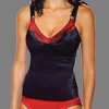 Rago It's Me Satin and Lace Camisole