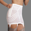 Rago Shapette Open Bottom Girdle w/ Zipper