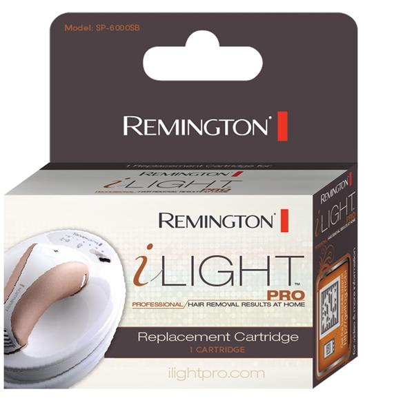 Remington i-Light Pro Hair Removal System Replacement Cartridge